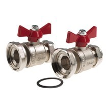 Perfect Pump Valves, 28mm, one pair