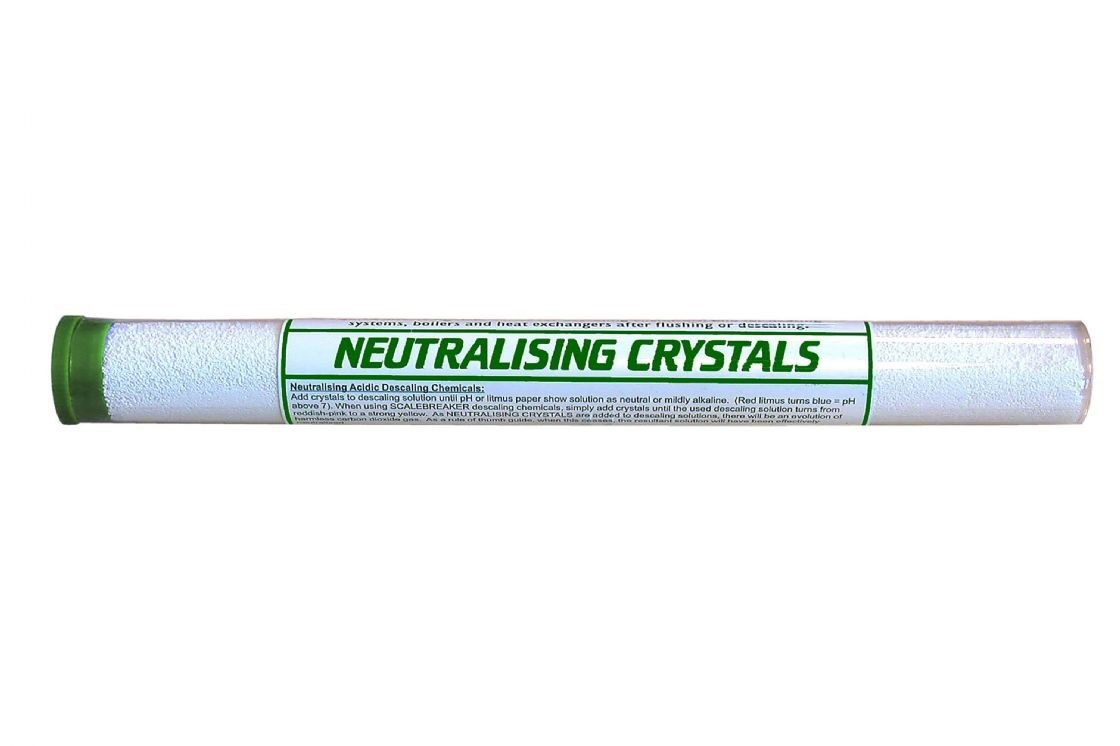 X021 : NEUTRALISING CRYSTALS, ONE SHOT TUBE