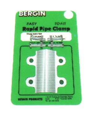 Bergin Pipe Repair Clamp