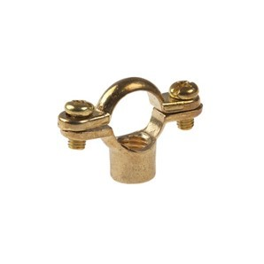 P074 : PK 10, 42MM MUNSEN RINGS, NATURAL BRASS, M10