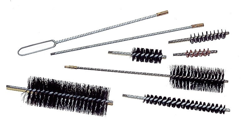 Flue Brush Set - Set of 8 Brushes