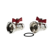 Perfect Pump Valves, 22mm, one pair